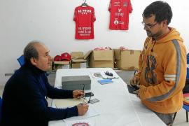 El Formentera ya ha vendido más de 160 entradas para el partido frente al Sevilla