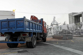 La Autoritat Portuària de Balears reanuda las obras de Es Martell