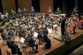 A la venta las entradas para el Concierto de Navidad de la Banda Sinfónica Ciutat d'Eivissa