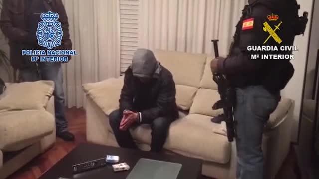 Detienen a ocho narcos colombianos cuando iban a robar a otros narcos gallegos