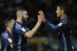 El Real Madrid obtiene con suficiencia el pase para la final del 'Mundialito'