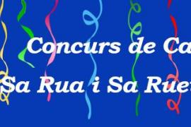 Hasta el 17 de enero pueden presentarse los diseños para los carteles de sa Rua i sa Rueta 2017