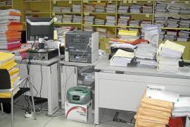 Un fallo del nuevo sistema informático paraliza todos los juzgados de Baleares