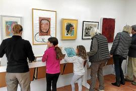 El Supermercat de l'Art anima a los ibicencos a regalar arte en estas fechas