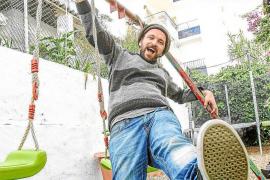 Joaquín Garli en formato 'solidario'