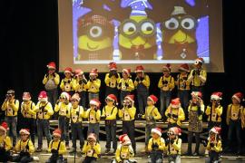 Santa Eulària celebra su concierto de Navidad en el Teatro España