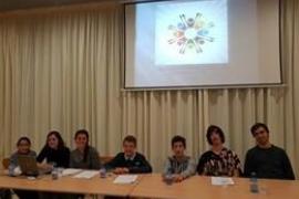 Los jóvenes de Sant Josep reclaman más instalaciones deportivas