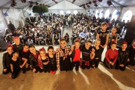 Sant Antoni se solidariza con los niños de Aspanob