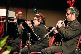 La Simfònica dedica la Navidad a Aspanadif