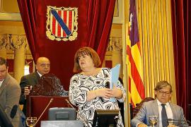 Huertas se irá el viernes de vacaciones sin activar su relevo como presidenta