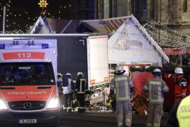 Detenido un sospechoso por el atropello masivo en Berlín