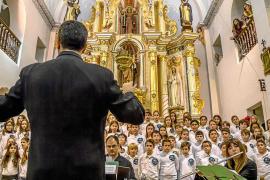 Los coros de l'Urgell y Sant Josep vuelven a unirse hoy para el concierto de Navidad