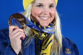 La sueca Homlund, bronce olímpico en Sochi, en coma inducido tras sufrir un accidente entrenando