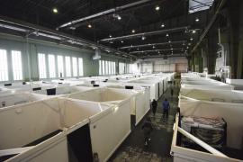 La policía registra un albergue de refugiados en Berlín tras el atentado