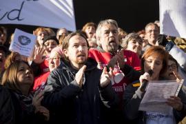 Iglesias avisa de que no seguirá al frente de Podemos si pierde en Vistalegre II