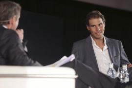 Rafa Nadal: «El objetivo de 2017 es poder competir bien para intentar ganarlo todo»