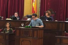 Satisfacción en Podemos con la negociación con el Govern, aunque «mandan todavía los grandes hoteleros»