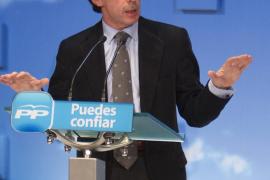 José María Aznar renuncia a la presidencia de honor del Partido Popular
