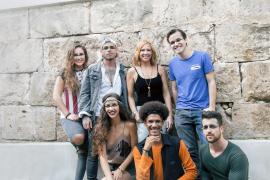 SuperVoices, HeartBeats y Jaime Perpiñá, en La Noche Acústica de Shamrock