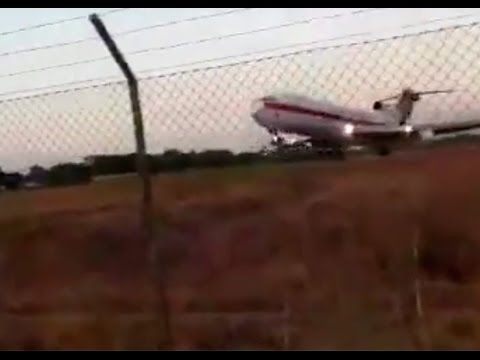 El accidente de un avión de carga en Colombia deja cinco muertos y un herido