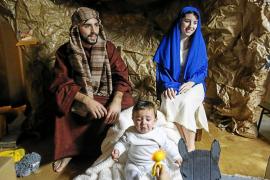 El belén viviente de Nuestra Señora de la Consolación rinde homenaje a Macabich