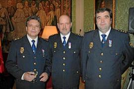 José Manuel Mariscal de Gante, nuevo comisario de la Policía Nacional en Ibiza