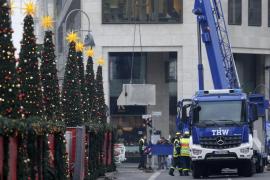 Detenidas cuatro personas en Dortmund por su supuesta relación con el atentado de Berlín