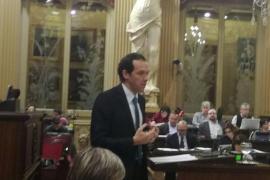 Marc Pons exige al PP que retire su enmienda si quiere «electrificación del tren»