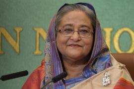 Destapan un complot para matar a la primera ministra de Bangladesh