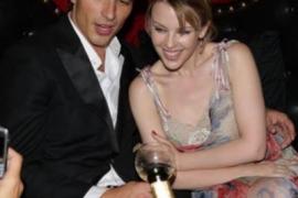 Kylie Minogue y Andrés Velencoso: dos años de amor