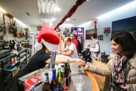 El bar Can Bellotera de Sa Carroca vendió un quinto premio en el Sorteo de Navidad