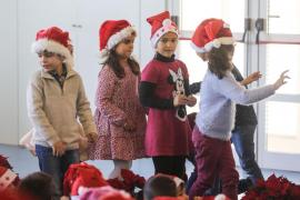 Fiesta en Sa Joveria para dar la bienvenida a la Navidad