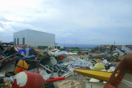 El PP denuncia la acumulación de vertidos peligrosos en el vertedero de es Cap