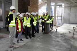 El centro de salud de Sant Josep estará acabado el primer trimestre de 2011