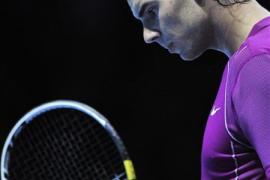 Nadal tumba a Djokovic y divisa las semifinales de la Copa Masters