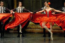 El Ballet de Moscú presentará 'Don Quijote' en el Palau de Congressos