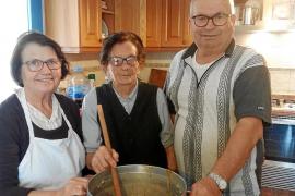 La Salsa de Nadal de Na Catalina, un plato con siglos de historia