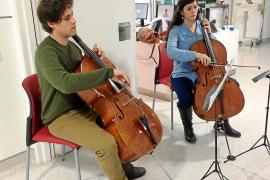 Música para los pacientes de la UCI