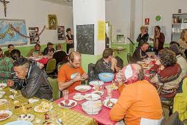 La Llar Eivissa preparará 165 menús para esta Nochebuena