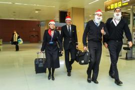 Más de 460.000 pasajeros pasarán por los aeropuertos de Baleares hasta el 2 de enero