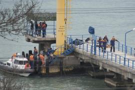 Una tragedia aérea en el mar Negro pone de luto a Rusia