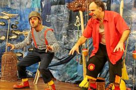 'Quina pescada!', una obra para todas las edades, llega estos días a las Pitiusas
