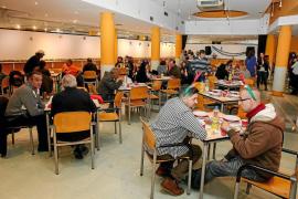 Solidaridad y compañía como menú de Nochebuena