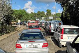 El número de coches que circulan en Ibiza supera a los habitantes