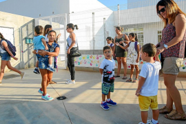 La cifra de 'nouvinguts' se dispara en los colegios de las Pitiusas y supera los 500 alumnos
