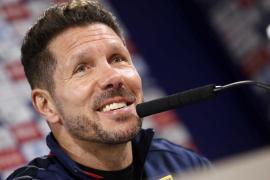 Simeone, nombrado mejor entrenador del mundo