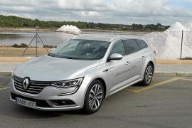 Renault Talisman ST: Espacioso, cómodo y muy tecnológico