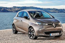 Renault, de nuevo en vanguardia de la tecnología 100 % eléctrica.