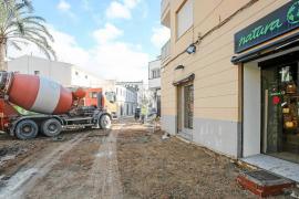 Caen hasta un 70% las ventas de los negocios del centro de Vila