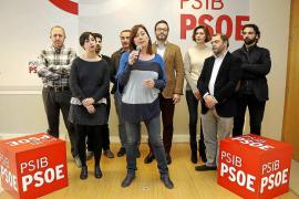 El PSIB ya no hace piña por Sánchez, y Armengol piensa en Patxi López